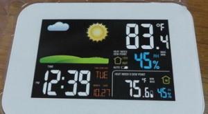 Jual Alat Pemantau Cuaca AW005