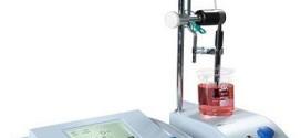 Alat Ukur Konsentrasi Larutan - Potential Titration Meter ZD-2