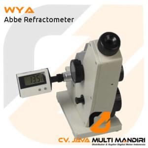 Alat Cek Indeks Bias WYA Abbe Refractometer