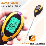 Alat Ukur pH tanah 4 parameter AMT-300