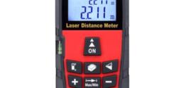 Professional Laser Distance Meter UA100 (100M)