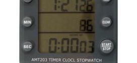 Timer dan Stopwatch Digital AMT-203