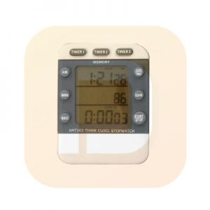 Timer dan Stopwatch Digital AMT203