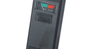 Alat Pendeteksi Kebocoran Microwave AMTAST EM0328