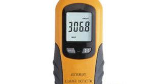 Alat Pendeteksi Kebocoran Microwave AMTAST EM0329
