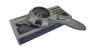 Pocket Magnifier AMTAST ML665