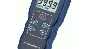 Solar Power Meter AMTAST SM206