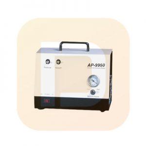 Pompa Vacuum Disesuaikan dengan Minyak AMTAST AP9950