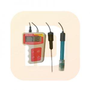 Alat ukur pH dan Suhu AMTAST PH113