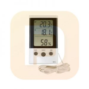 Thermometer Hygro AMTAST DT3