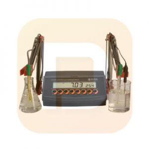 Alat Ukur pH Multifungsi HANNA INSTRUMENT HI2550