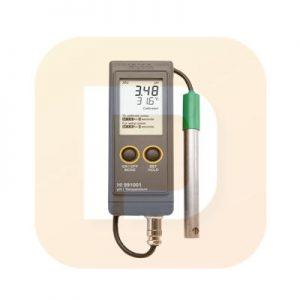 Alat Ukur pH Portabel HANNA INSTRUMENT HI991002