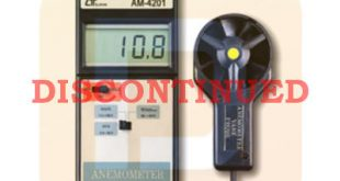Anemometer Digital Lutron AM4201