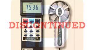 Anemometer Digital Lutron AM4206