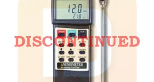 Anemometer Digital Lutron AM4216