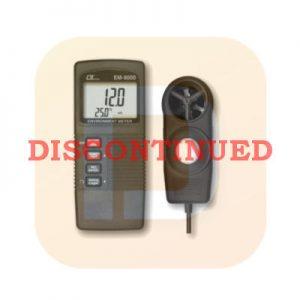 Anemometer Digital Lutron EM9000