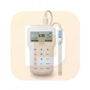Pengukur pH Susu HANNA INSTRUMENT HI98162