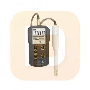 Temperature pH Meter HANNA INSTRUMENT HI98136