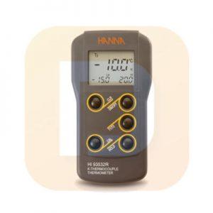Termometer HANNA INSTRUMENT HI93532R
