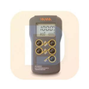 Termometer HANNA INSTRUMENT HI93551