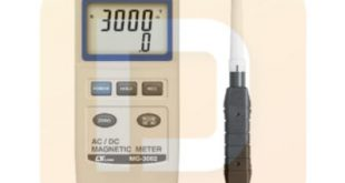 Gauss Meter Lutron MG3002