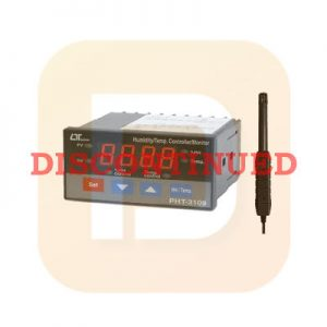Monitor Alarm Suhu dan Kelembaban Lutron PHT3109