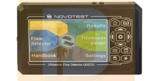 Alat Deteksi Kecacatan NOVOTEST UD3701