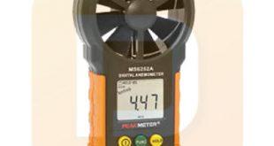 Alat Pengukur Kecepatan Angin MS6252A
