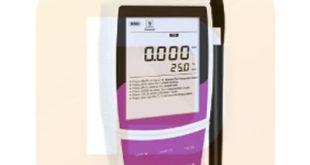 Alat Pengukur pH Ion portabel ION320