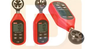 Alat Ukur Kecepatan Angin Mini UT363
