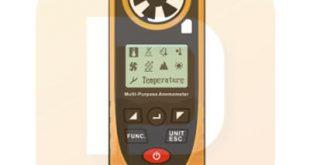 Anemometer Serba Guna Digital AMF081