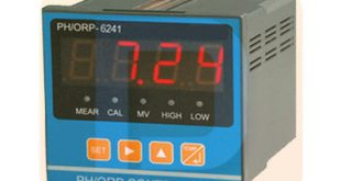 Alat Pengontrol pH ORP Industrial KL6241