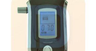 Alat Penguji Kadar Alkohol Digital AMT6000