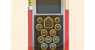 Alat Pengukur Jarak Laser Digital LM80