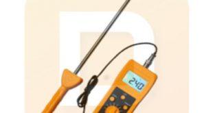 Alat Pengukur Kelembaban Kimia DM400