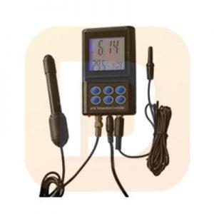 Alat Pengukur pH dan Suhu PH025A